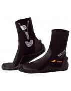 Chaussons et chaussures de longe côte - Sub