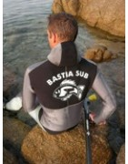 Vêtements sur mesure en néoprène - Bastia Sub